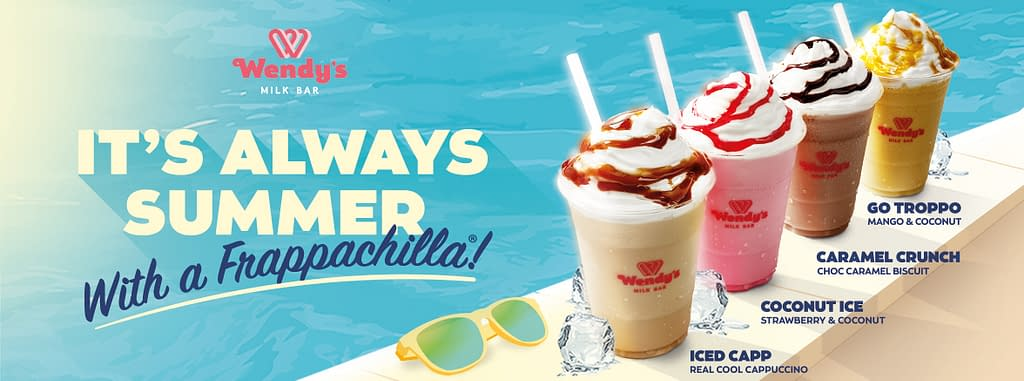Commercial food photography for Wendy's