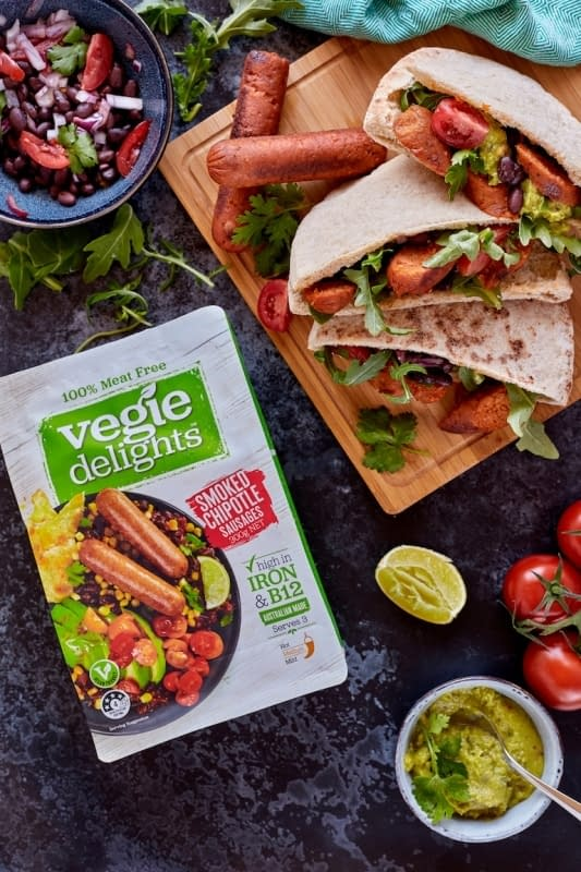 Food Photographer - Product Packaging Photography Veggie Delights