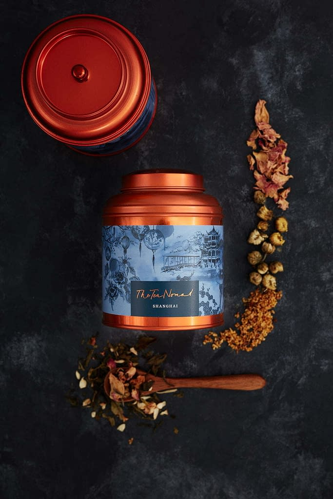 The Tea Nomad   Product Photography & Styling