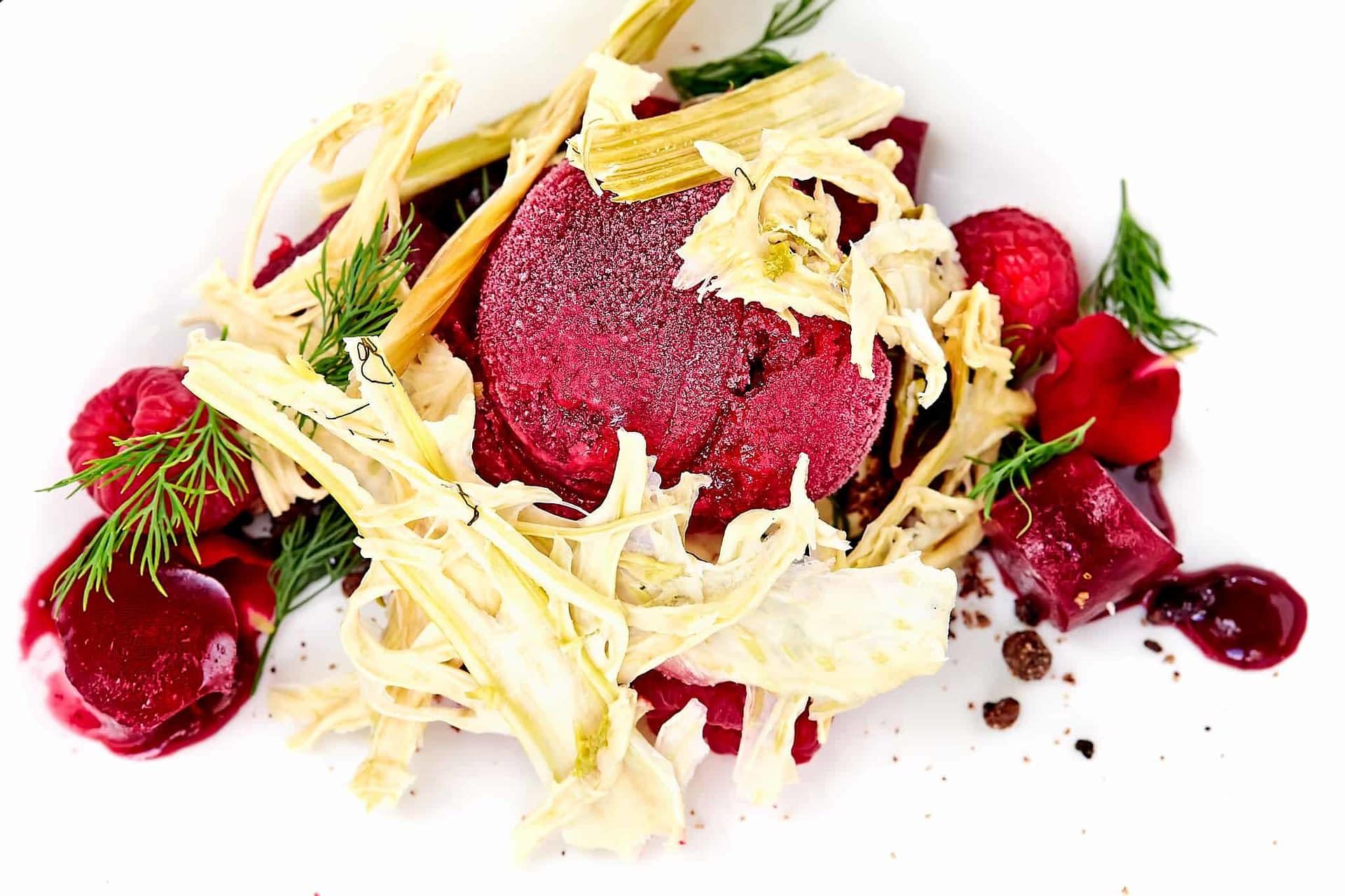 food menu photography